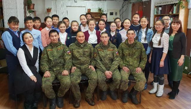«Армия – это школа мужества, героизма и доблести»